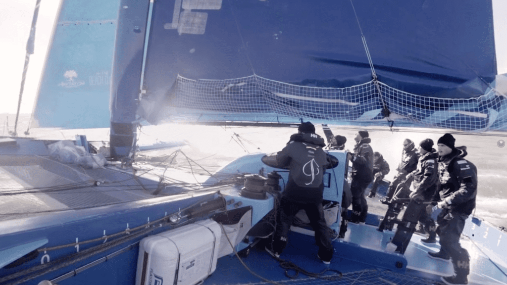 Helly Hansen Team Concise 360 Sailing Experience - fnscreative